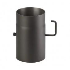 Roura s klapkou ⌀ 120 mm